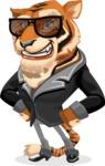 Vice Tiger - Sunglasses