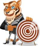 Vice Tiger - Target