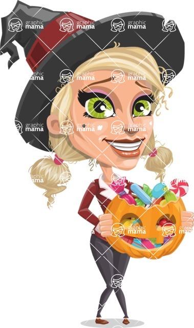 Ophelia the Biz Witch - Trick or Treat