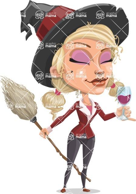 Ophelia the Biz Witch - Wine