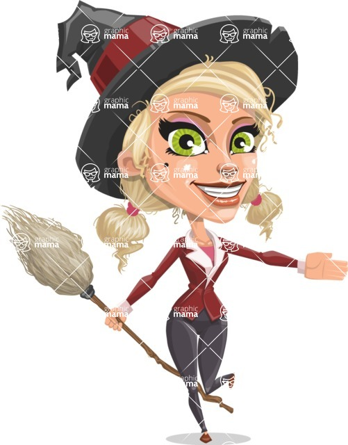 Ophelia the Biz Witch - Show