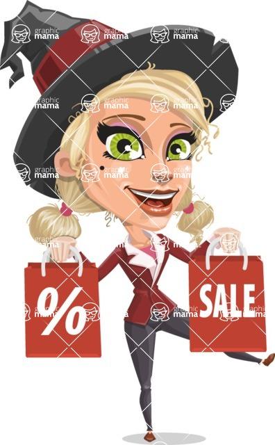 Ophelia the Biz Witch - Sale
