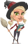 Ophelia the Biz Witch - Book