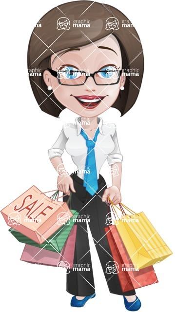 Ann the Biz Phenomenon - Shopping 2
