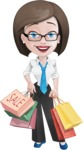 Ann the Biz Phenomenon - Shopping 2