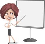 Lainey as Miss Brainy - Presentation 2