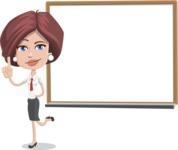 Lainey as Miss Brainy - Presentation 3