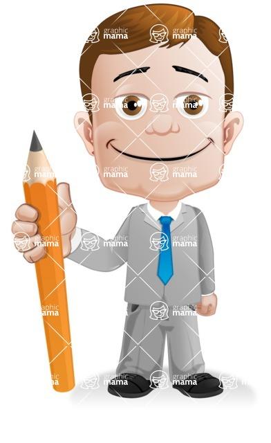 Claine Clever - Pencil