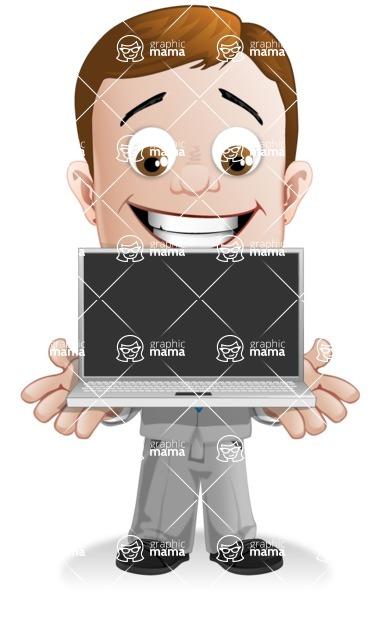 Claine Clever - Laptop 1