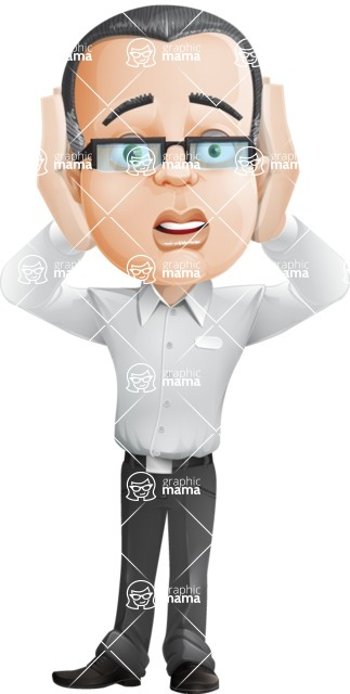 Dominic White-Collar - Confused