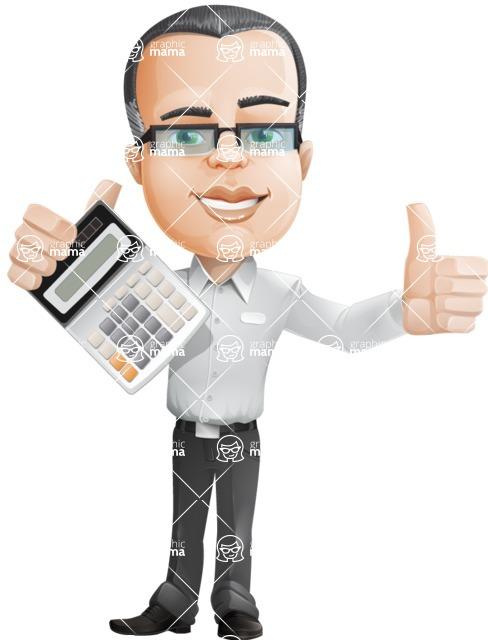 Dominic White-Collar - Calculator