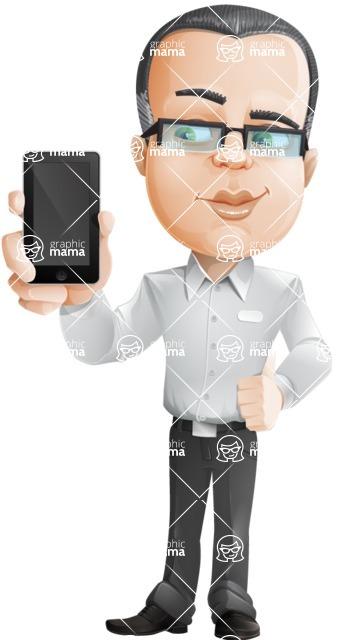 Dominic White-Collar - iPhone
