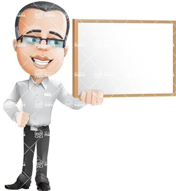 Dominic White-Collar - Presentation1