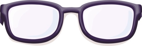 Business Vector Cartoon Graphic Maker - Glasses