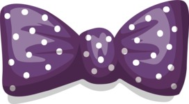 Business Vector Cartoon Graphic Maker - Bow Tie 3