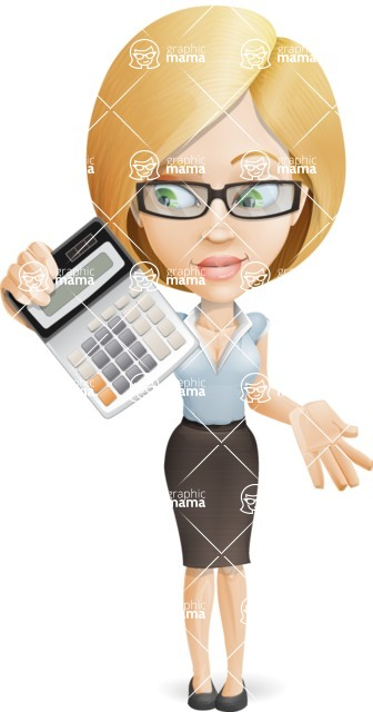 Tish the Stylish - Calculator