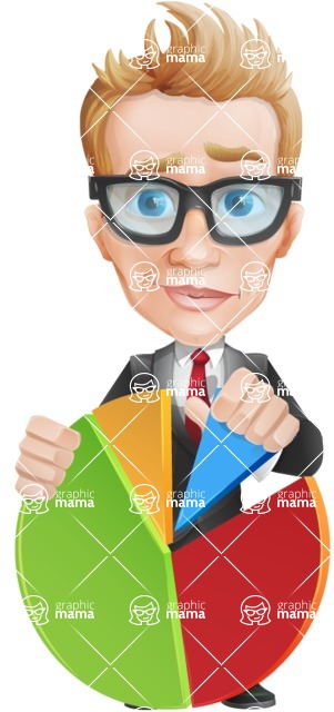 Dan as Mr. Determined - Chart