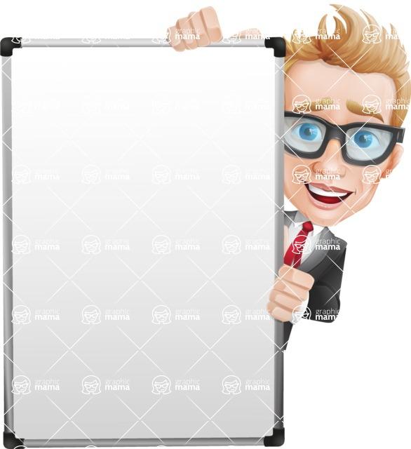 Dan as Mr. Determined - Presentation6