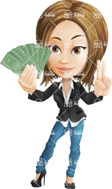 Quinn Pumps - Show me the money