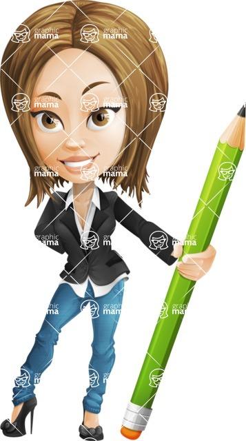 Quinn Pumps - Pencil