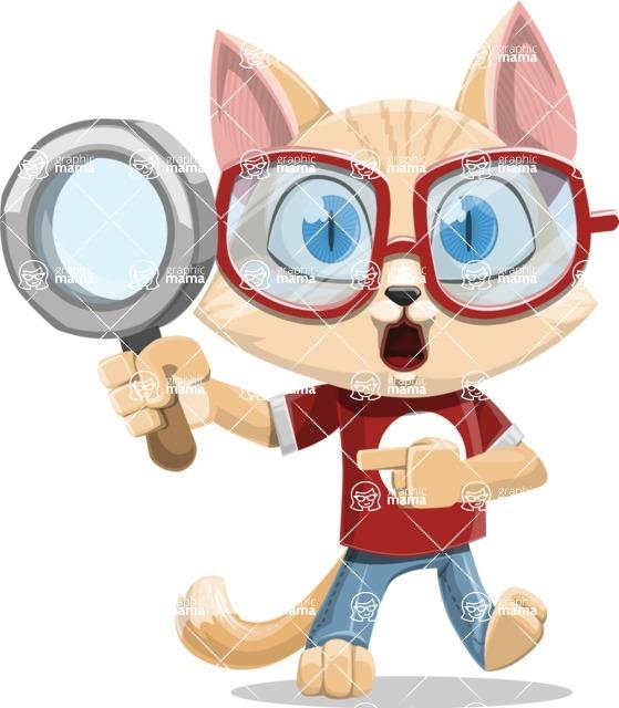 Kitten Cartoon Vector Character AKA Mew Catsby - Search