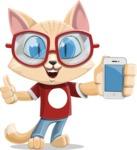 Mew Catsby - iPhone