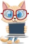 Mew Catsby - Laptop 2