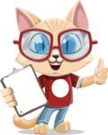 Mew Catsby - Notepad 1
