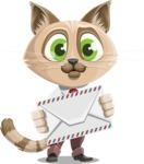 Tom Catson - Letter