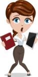 Nancy Miss Fancy - Book and iPad