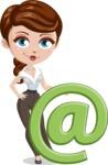 Nancy Miss Fancy - Email