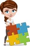 Nancy Miss Fancy - Puzzle