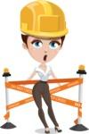 Nancy Miss Fancy - Under Construction 2