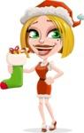 Clausette Jingle - Christmas Sock