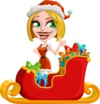 Clausette Jingle - Sled With Gifts 2