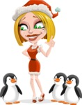 Clausette Jingle - Penguins