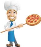 Olivier Magnifique - Pizza 2