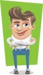 Spencer Suspenders - shape5