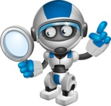 robot vector cartoon character design by GraphicMama - Search