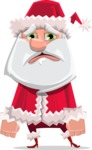 Santa Jolly Bells - Sad