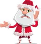 Santa Jolly Bells - Confused