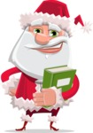 Santa Jolly Bells - Book