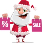 Santa Jolly Bells - Sale