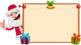 Santa Jolly Bells - Presentation 3