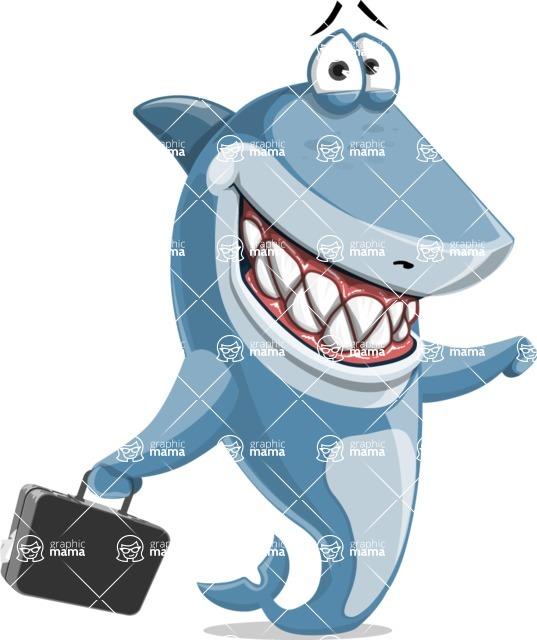 Sharko Polo - Briefcase 1