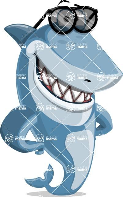 Sharko Polo - Sunglasses