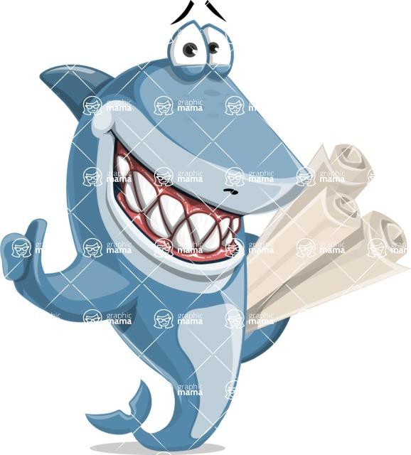 Sharko Polo - Plans