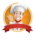 Basilio the Chef Artist - Shape 1