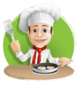 Basilio the Chef Artist - Shape 5