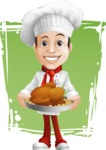 Basilio the Chef Artist - Shape 8